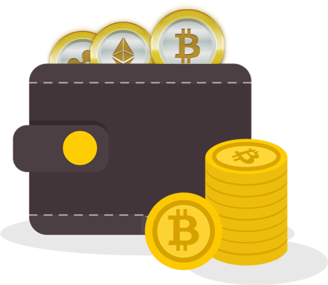 Cryptocurrency wallet keeping your wallet