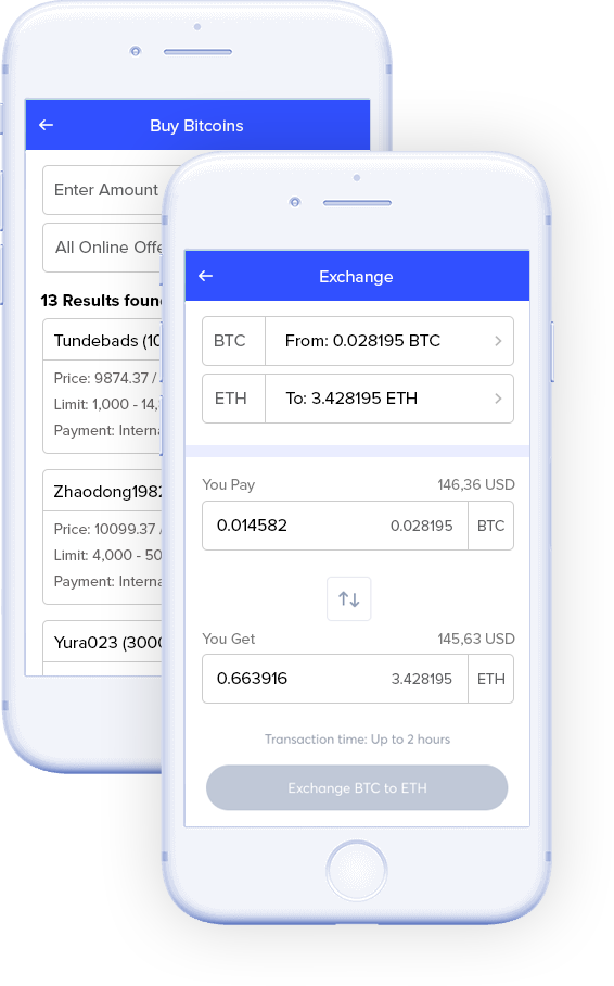 Blockchain (Cryptocurrency) Application Development Company