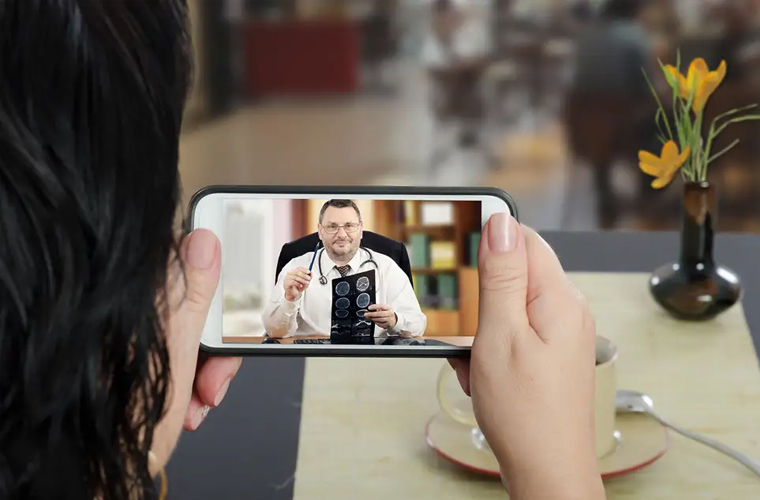 hospital communication app