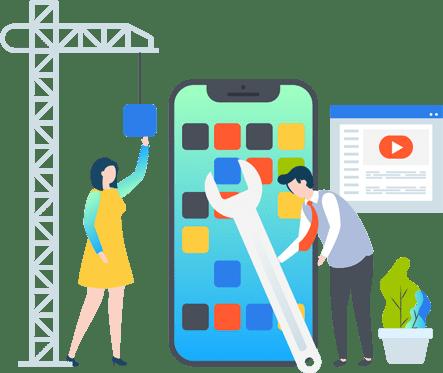 mobile App Development Banner