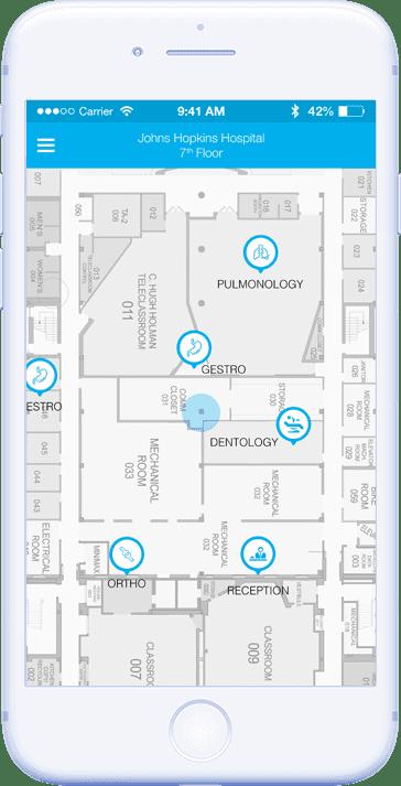 Indoor Positioning System & GPS App | QSS Technosoft