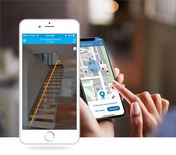 Indoor Positioning App