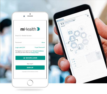 Mobile Healthcare App