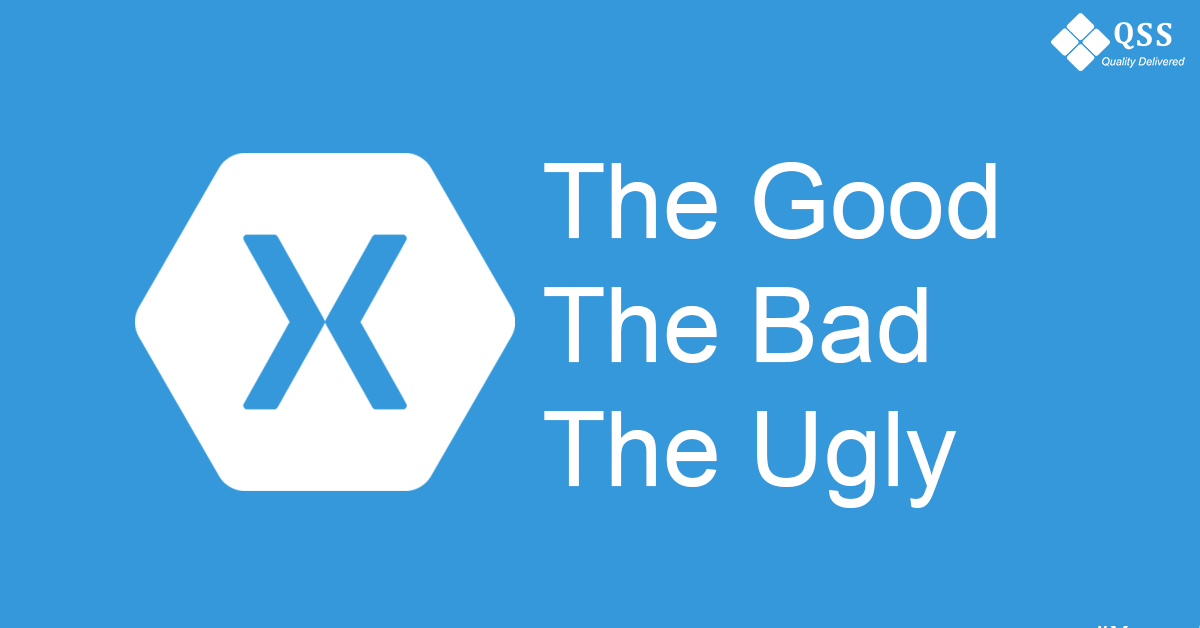 Xamarin, the good the bad and the ugly