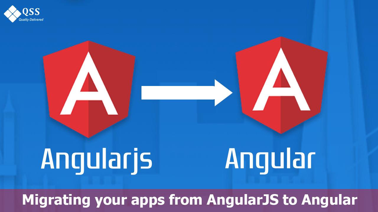 angular js to angular migration