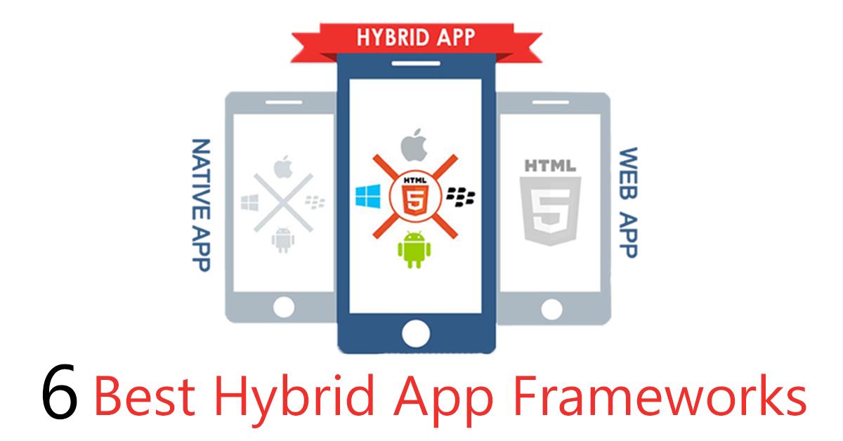 best hybrid app framework