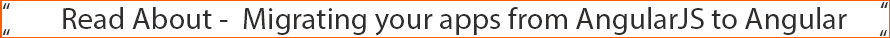 migration from angular js to angular