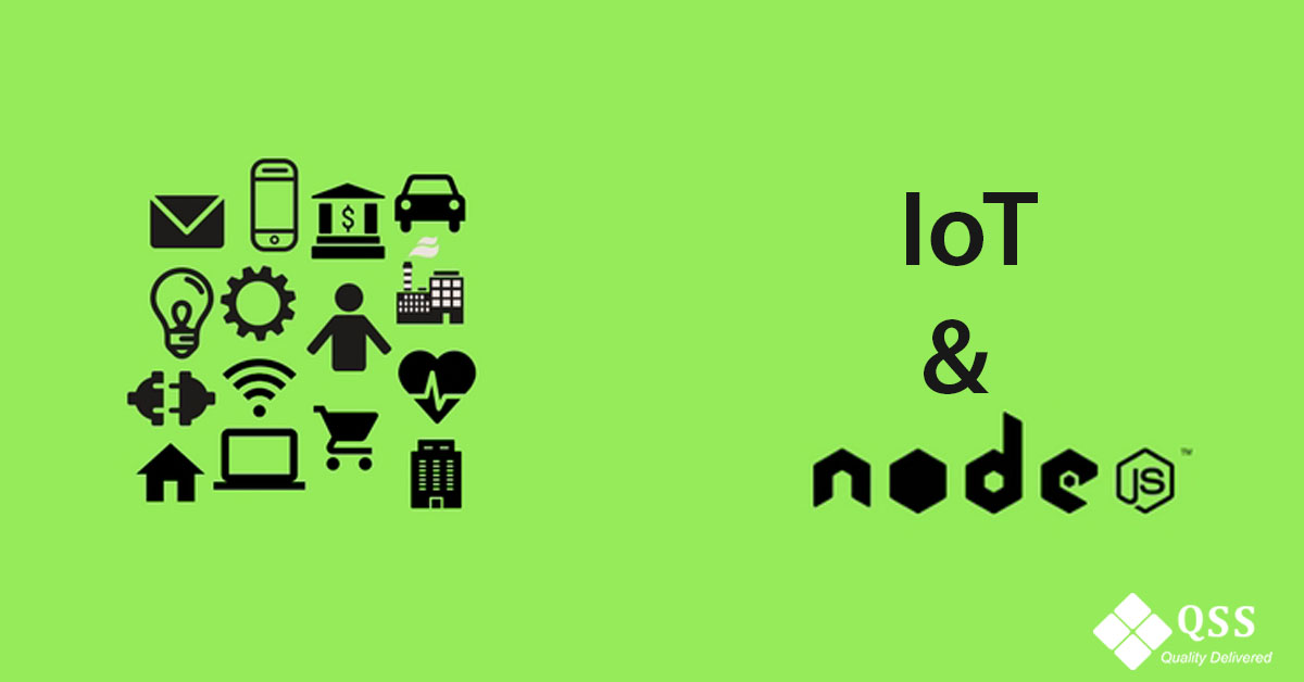 IoT and node js
