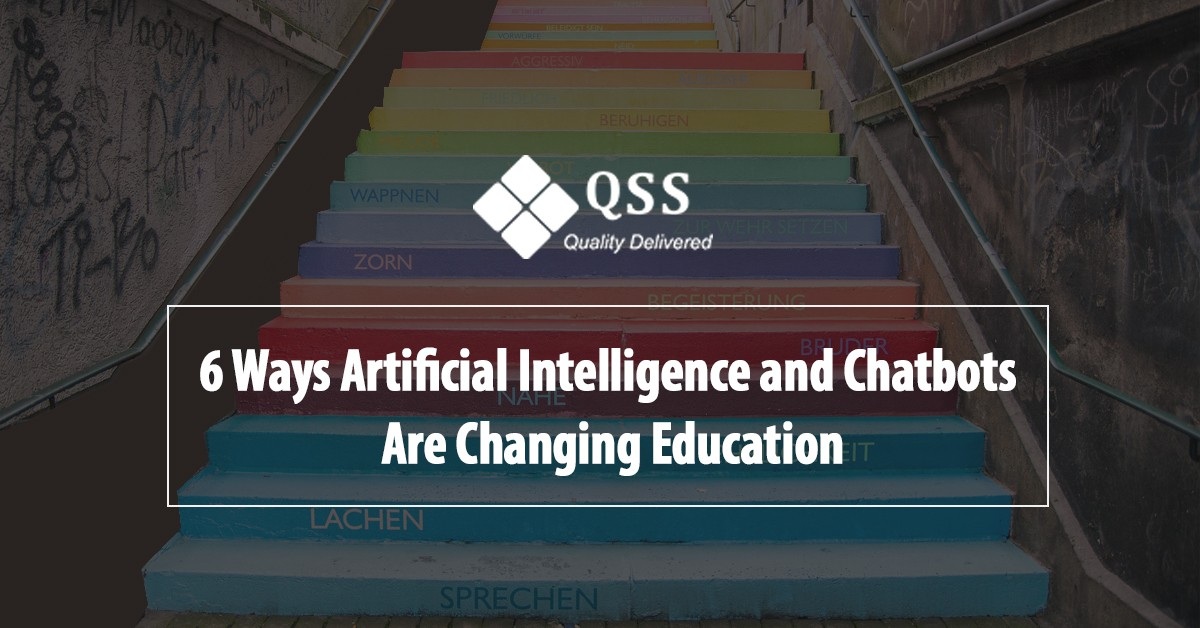 6 ways AI and Chatbots are changing education