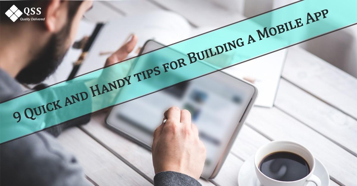 9 quick handy tips