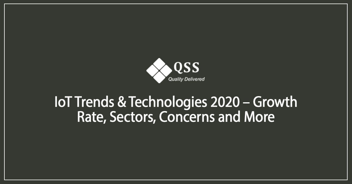 iot trends and technologies