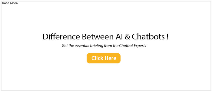 read more difference between AI and chatbots