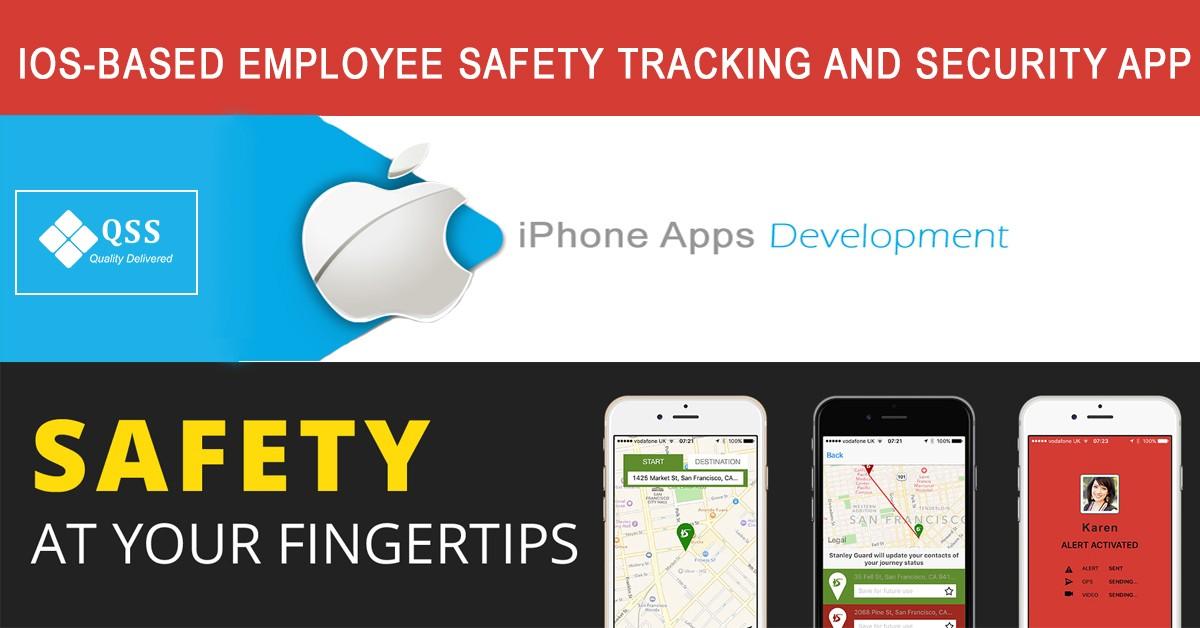 ios based employee app