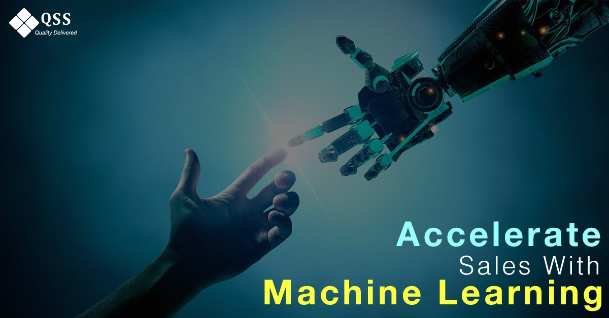 Accelerate sales with machine learning