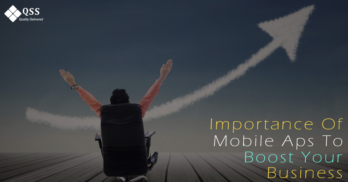 Importance of mobile apps for business growth