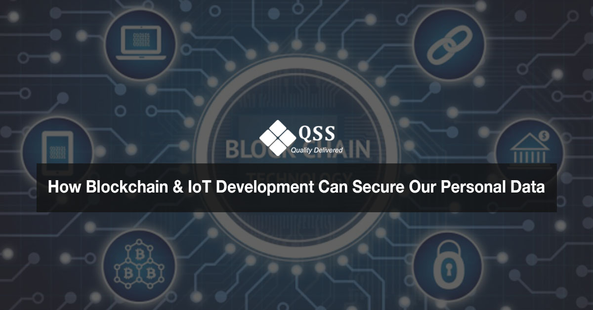 Blockchain And IOT Development