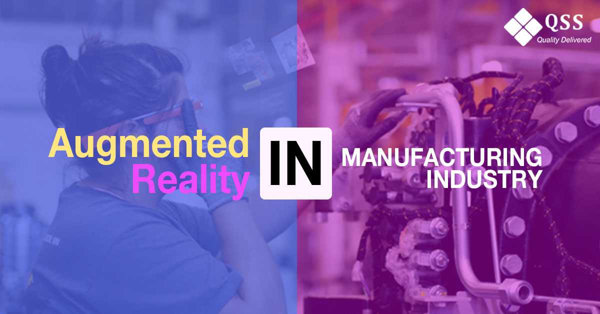 augumented reality in manufacturing industry