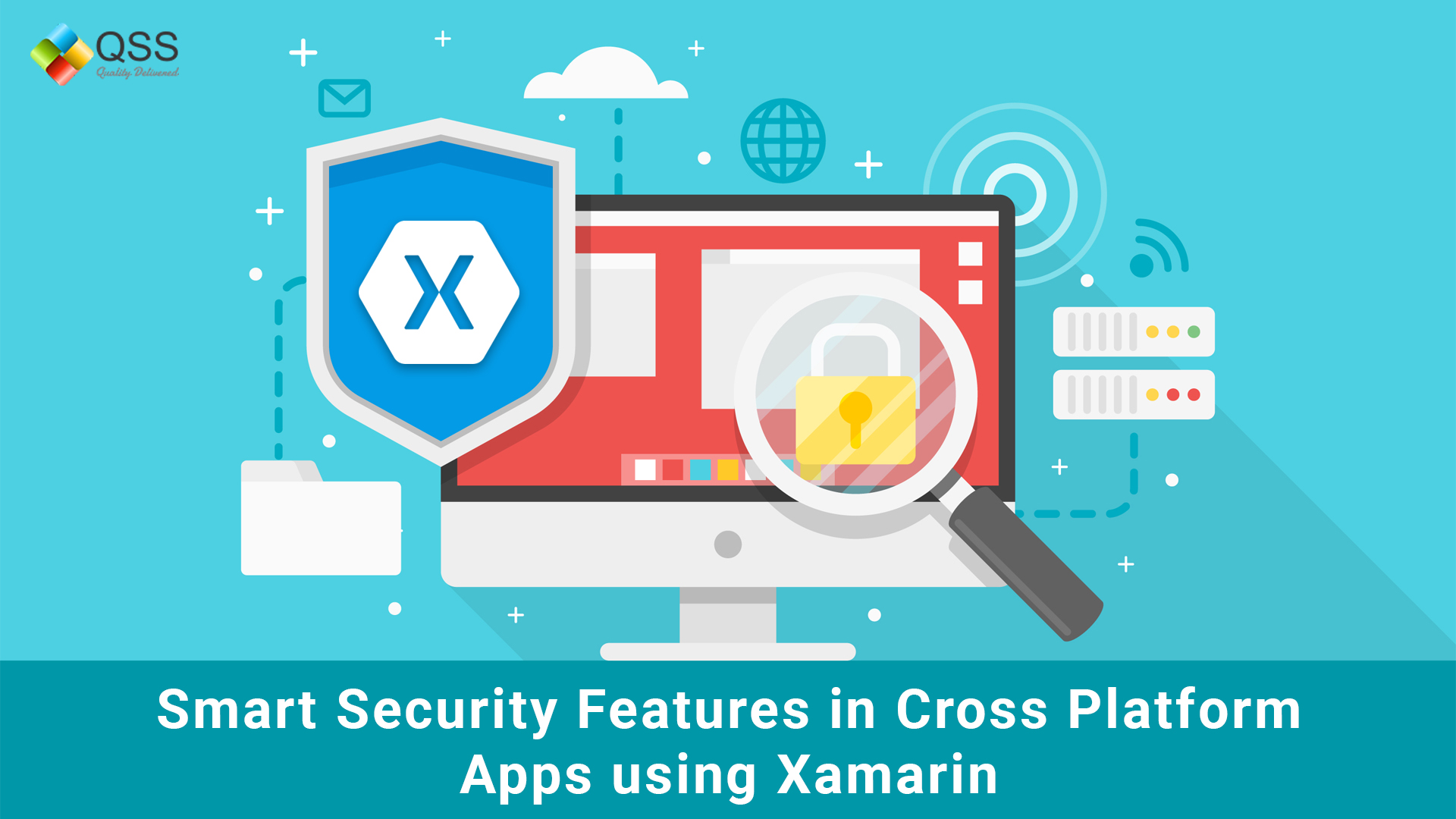 Smart Security Features in Cross Platform Apps using Xamarin