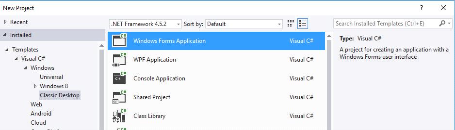 WindowsFormApplication