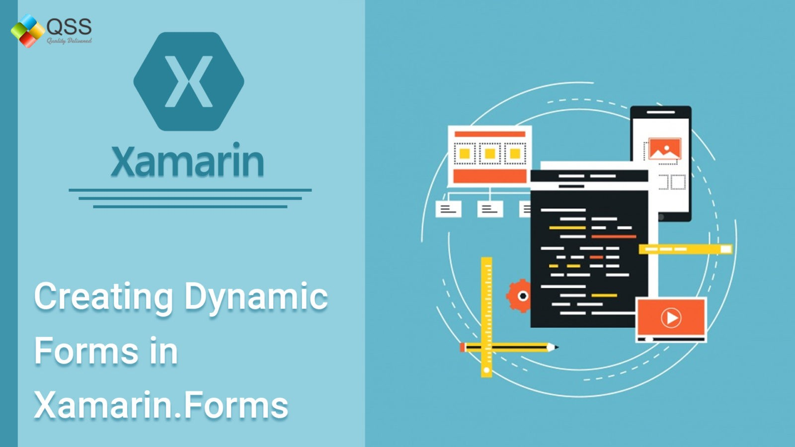 How to create Dynamic Forms in Xamarin Forms?