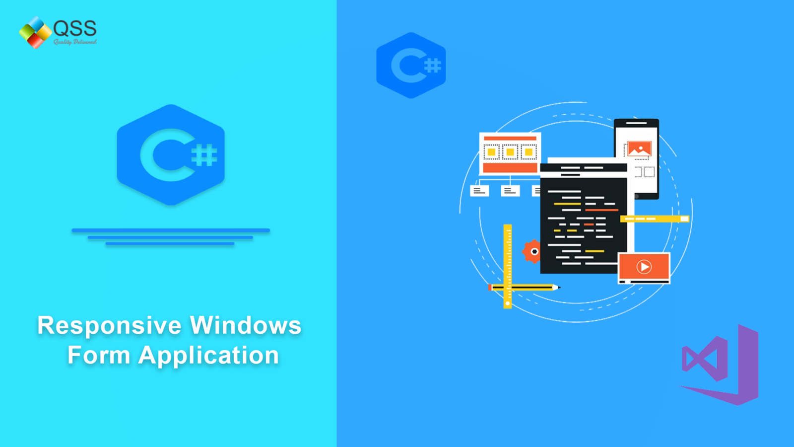 How to create a Responsive Form in Windows Application?
