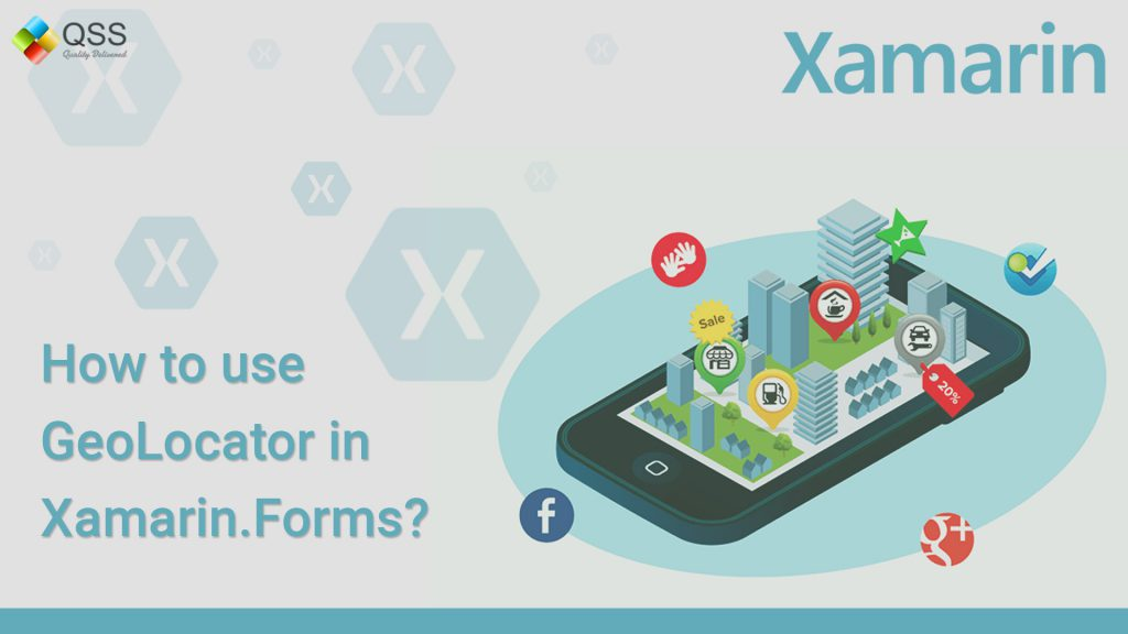 How to use GeoLocator in Xamarin Forms?