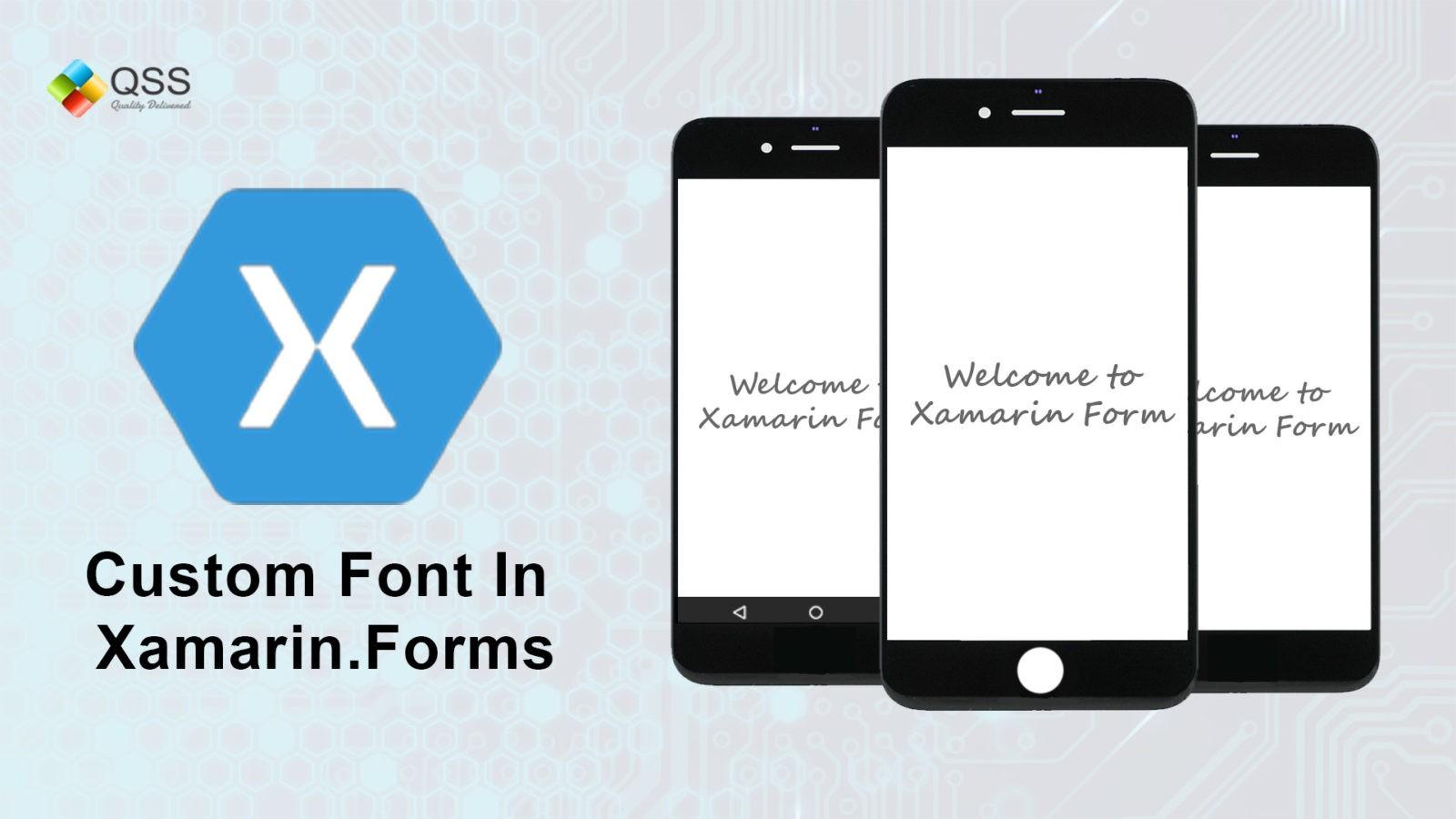 Custom Fonts in Xamarin Forms