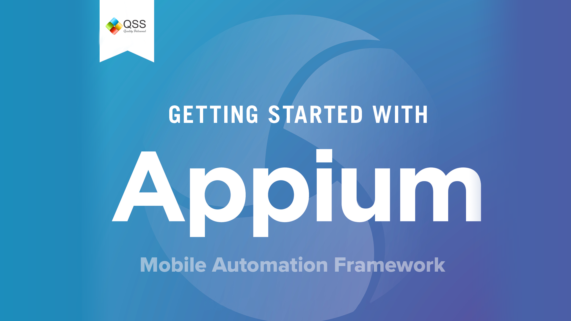 How to set up the Appium framework for Android?