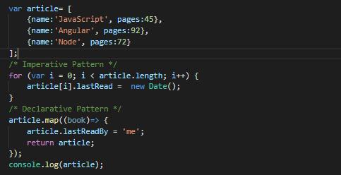 declarative pattern