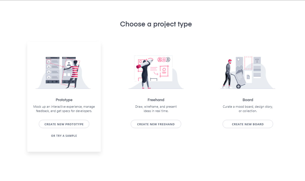 Choose a Prototype