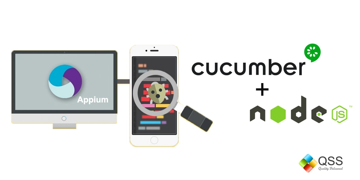 Appium setup with cucumber and Node Js