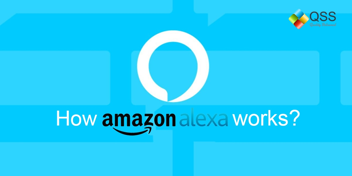 How does Amazon Alexa works?