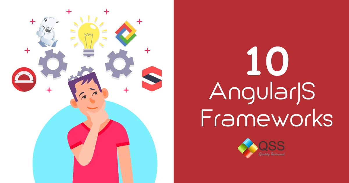 10 AngularJS frameworks