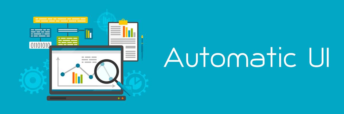 Automatic UI