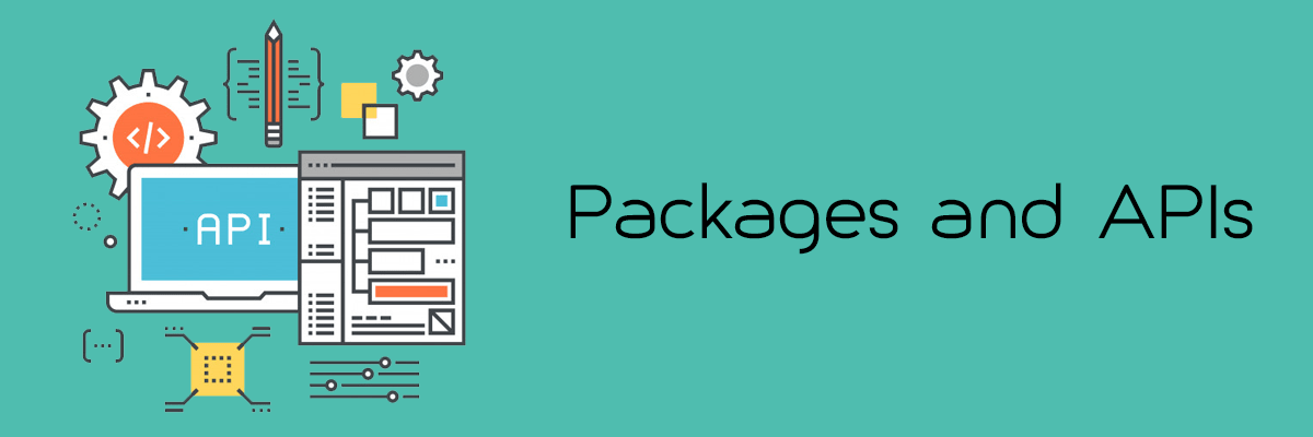 Packages and APIs
