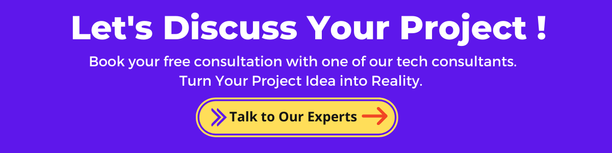 Lets Discuss Your Project