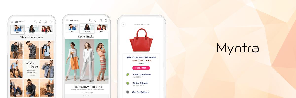 App Ideas Using React Native Technology - Fashion App Idea