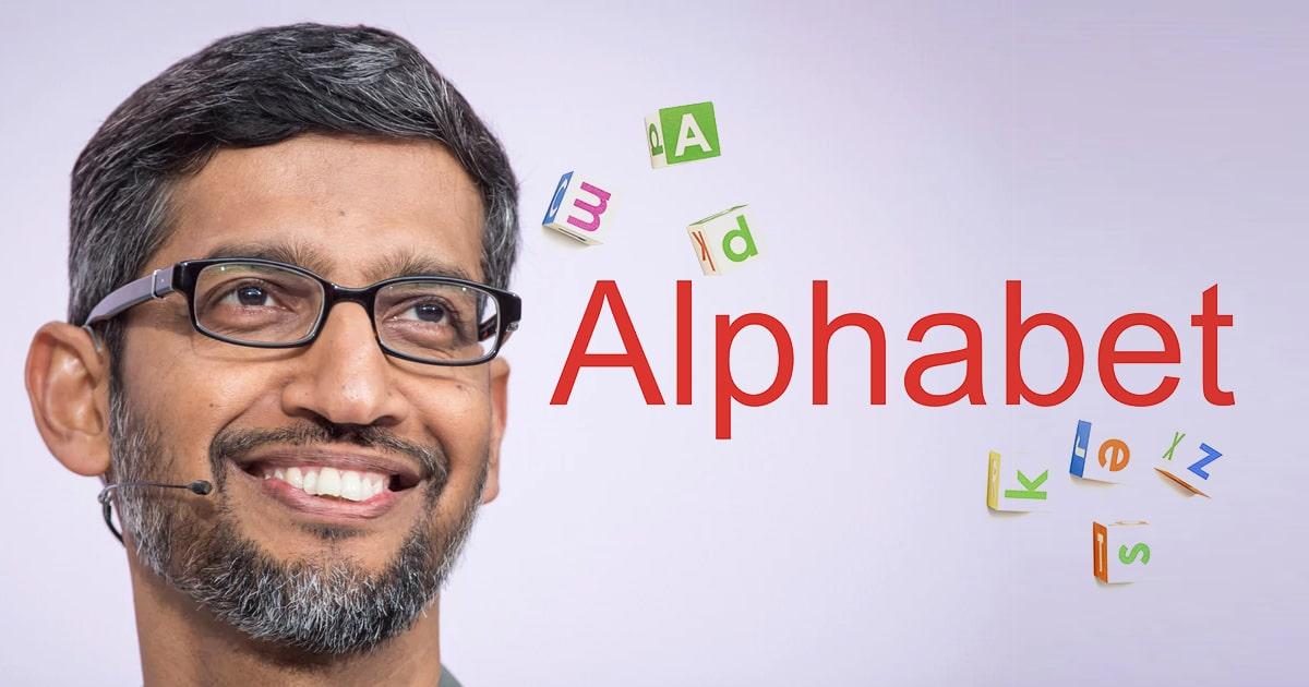 Sundar Pichai - CEO, Alphabet Image