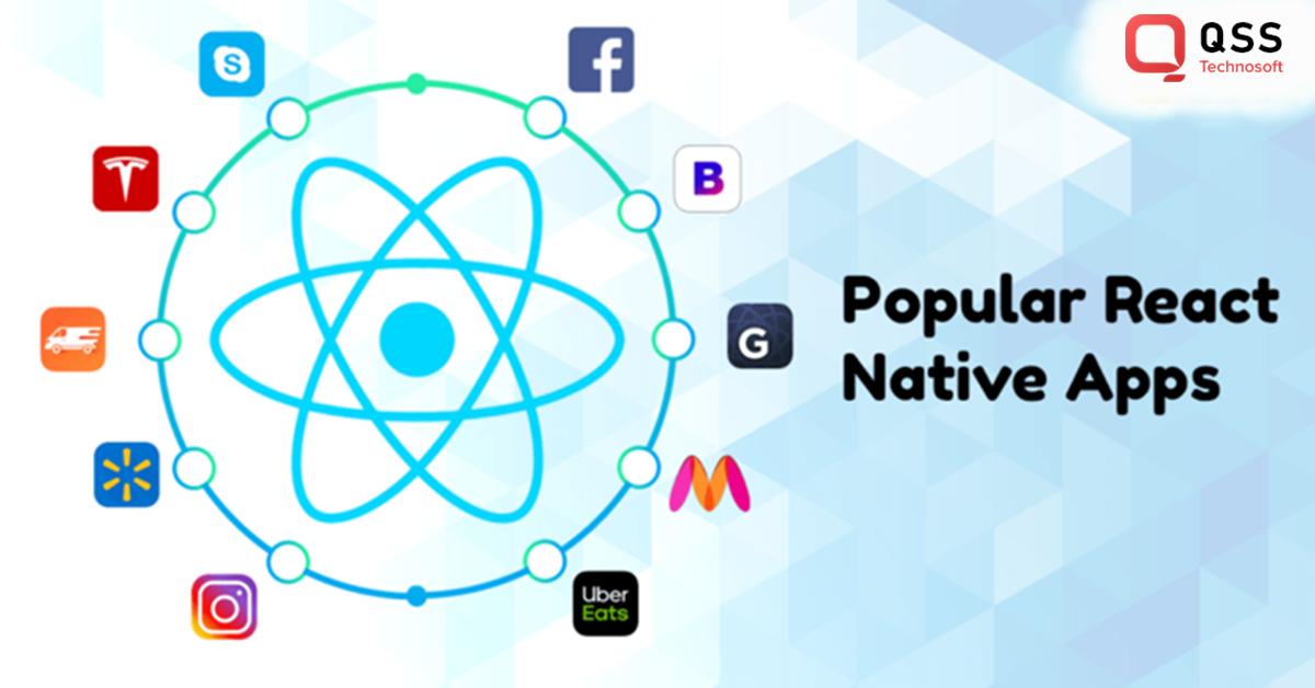 popular react native app