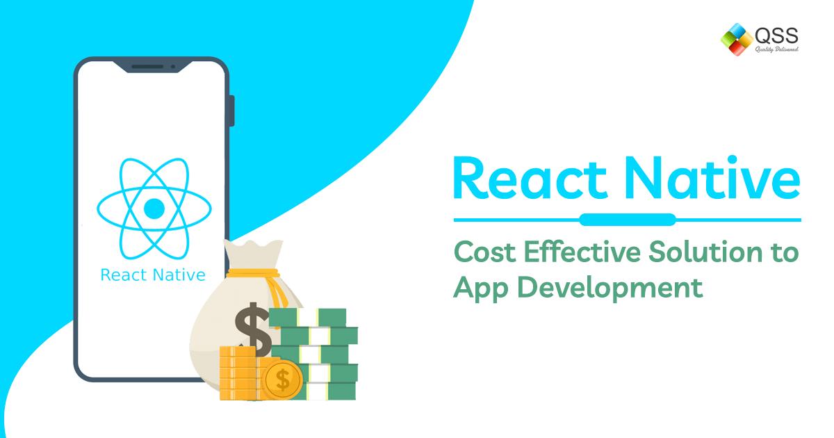 react native app development cost