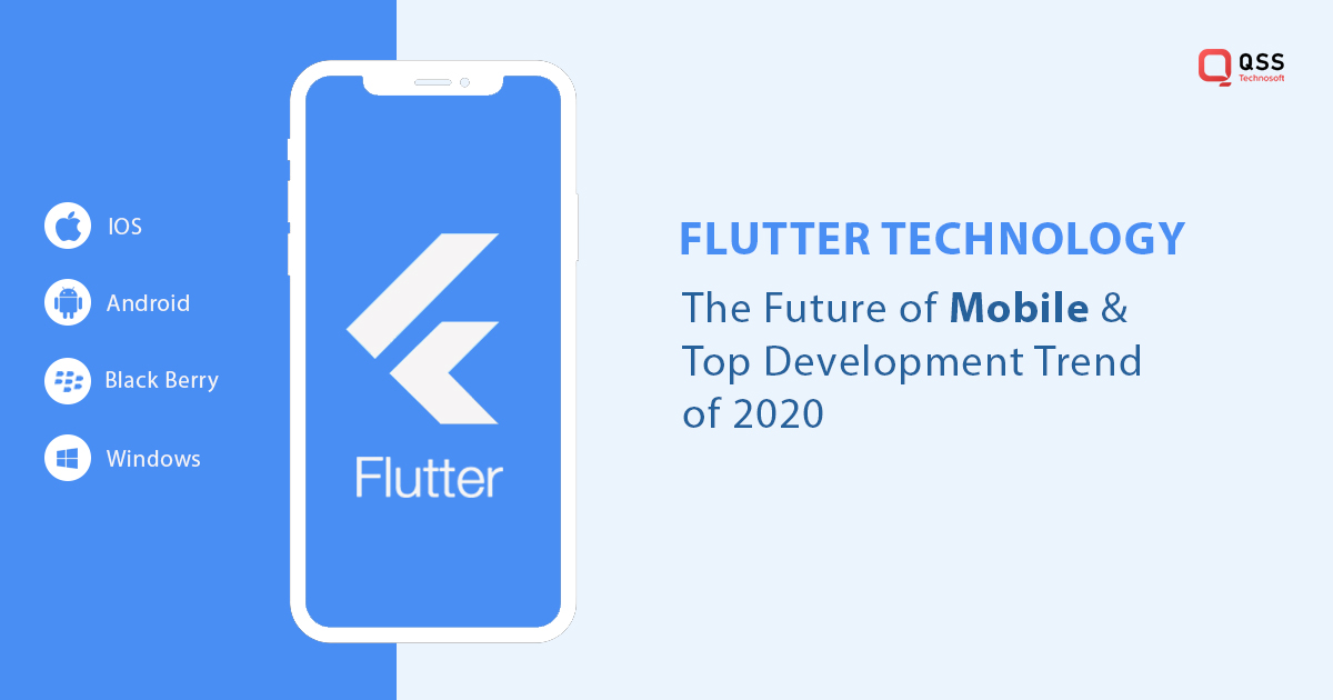 why flutter app development trends in 2020