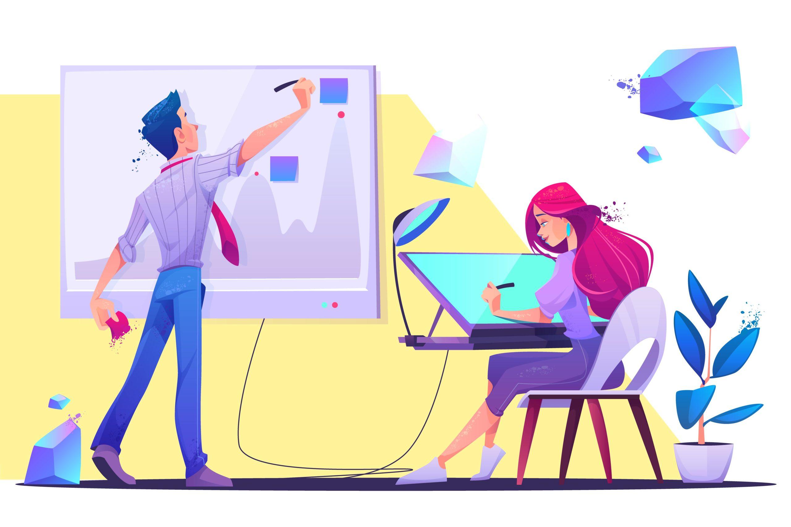 hot reloading for designer-developer cooperation