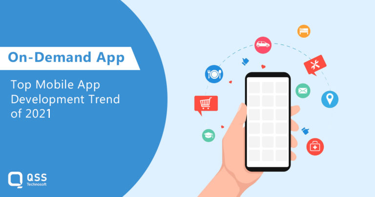 on demand apps in 2021