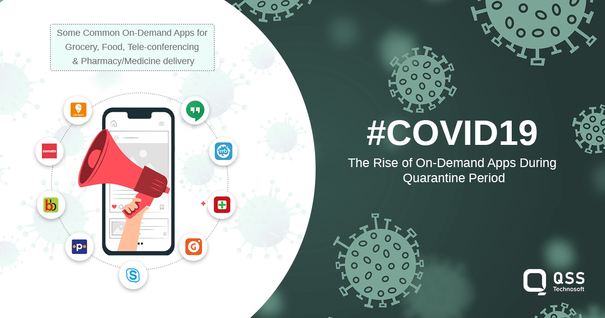 choosing on-demand apps during covid-19