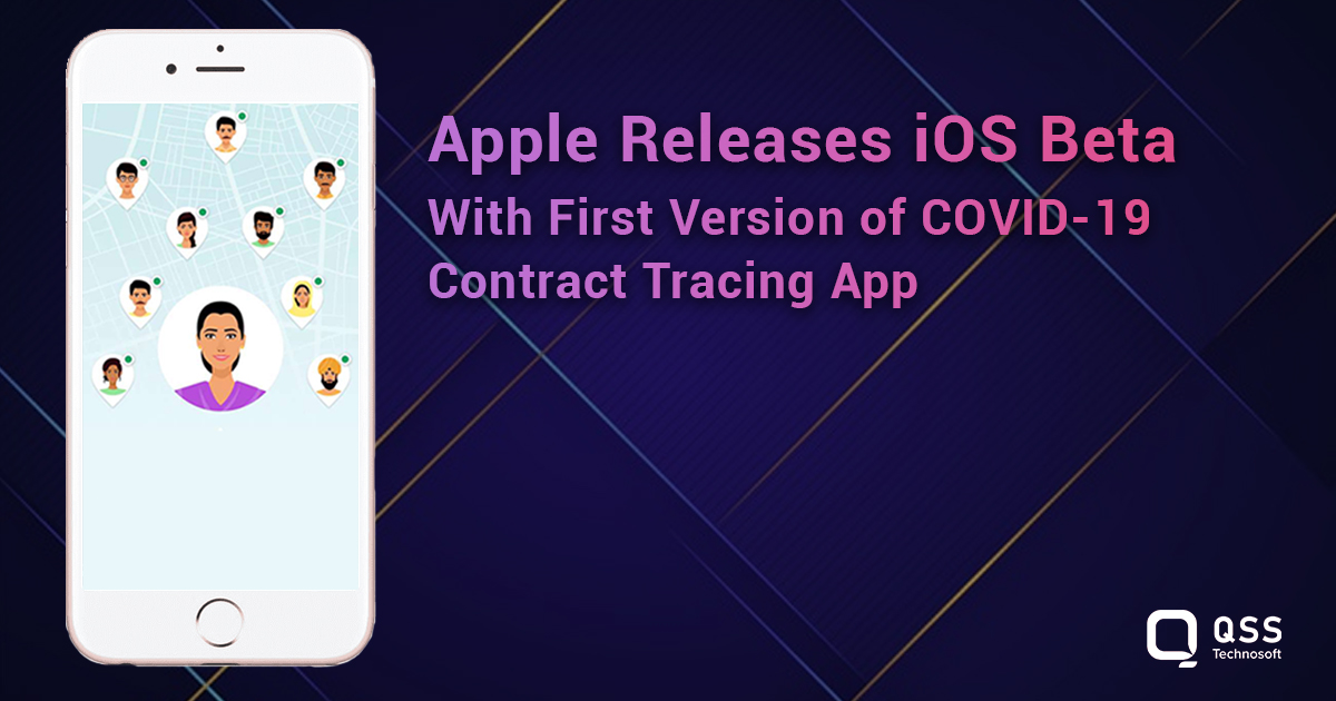 covid-19 tracing app from apple