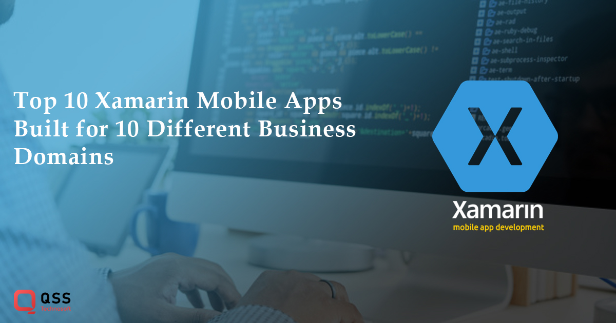 xamarin mobile apps