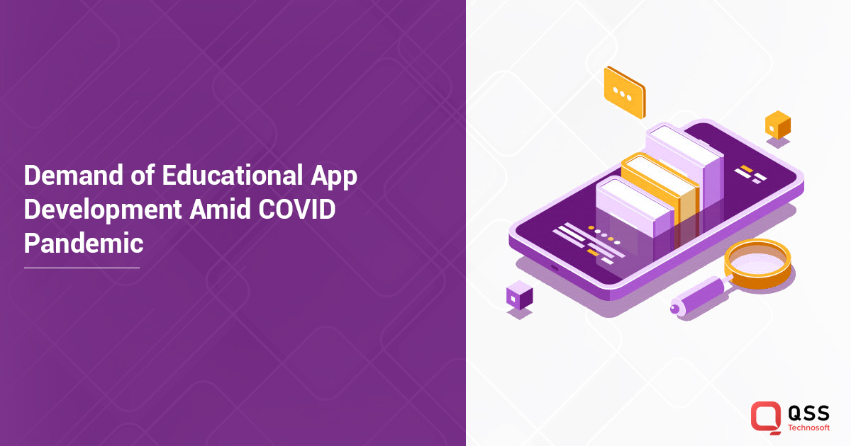 increasing for educational app for covid-19