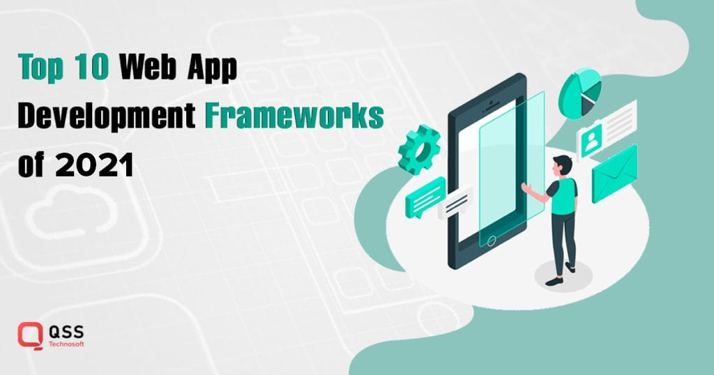 web development frameworks 2021