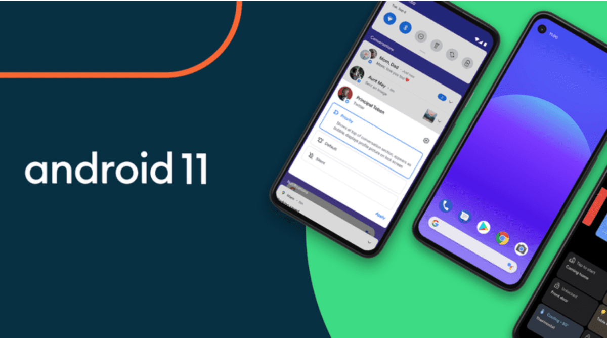 android 11 released