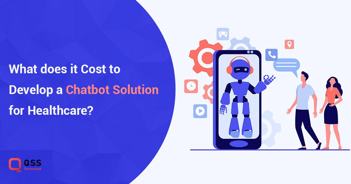 healthcare chatbot development cost